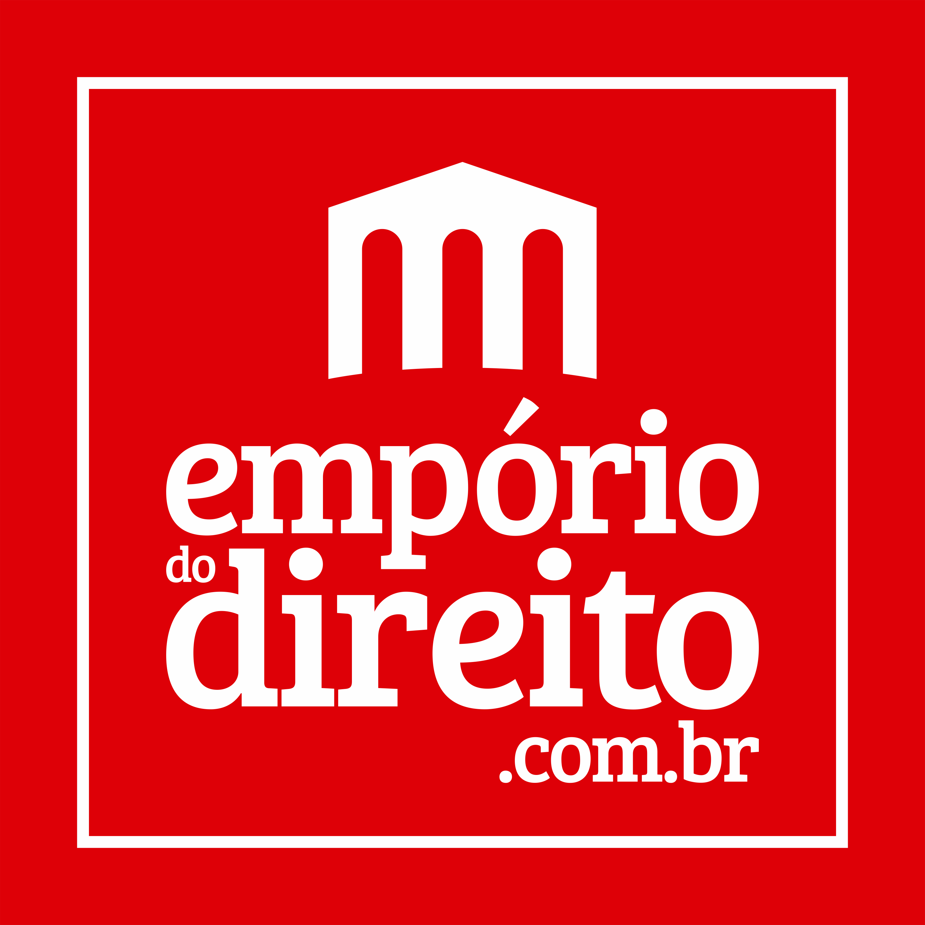 Logotipo Empório do Direito