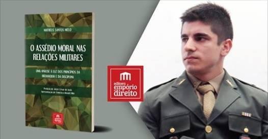 Confira como foi o evento de lançamento do livro O Assédio Moral nas Relações Militares