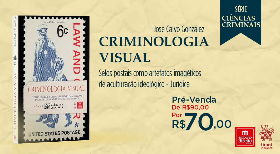 Criminologia Visual - José Calvo González